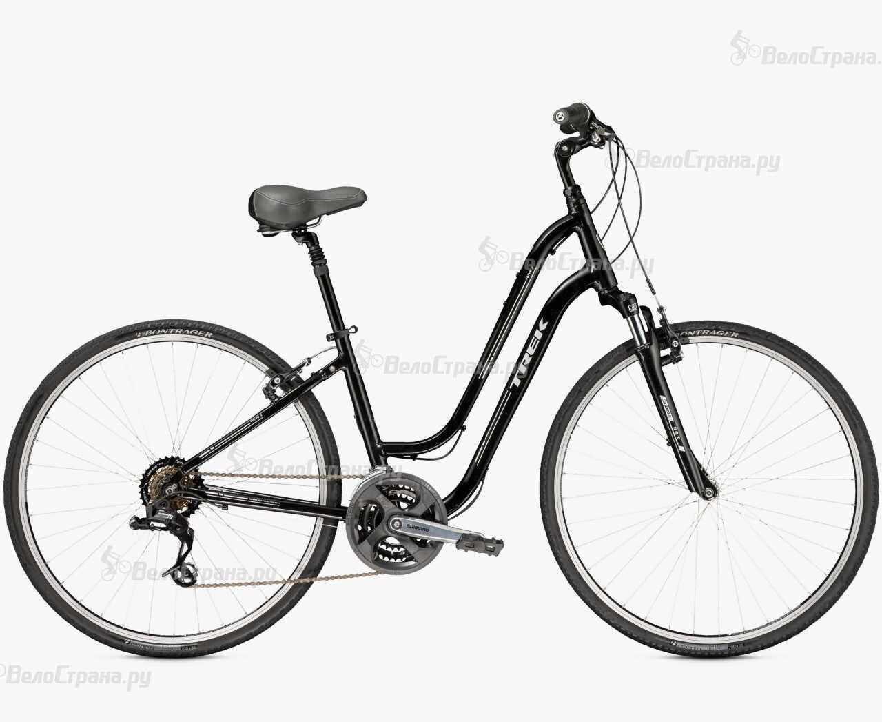 Велосипед Trek Verve 2 WSD (2016) велосипед trek verve 3 wsd 2017
