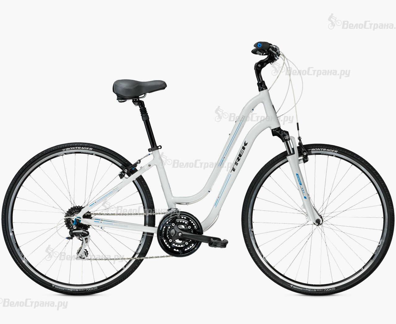 Велосипед Trek Verve 3 WSD (2016) велосипед trek verve 3 wsd 2017
