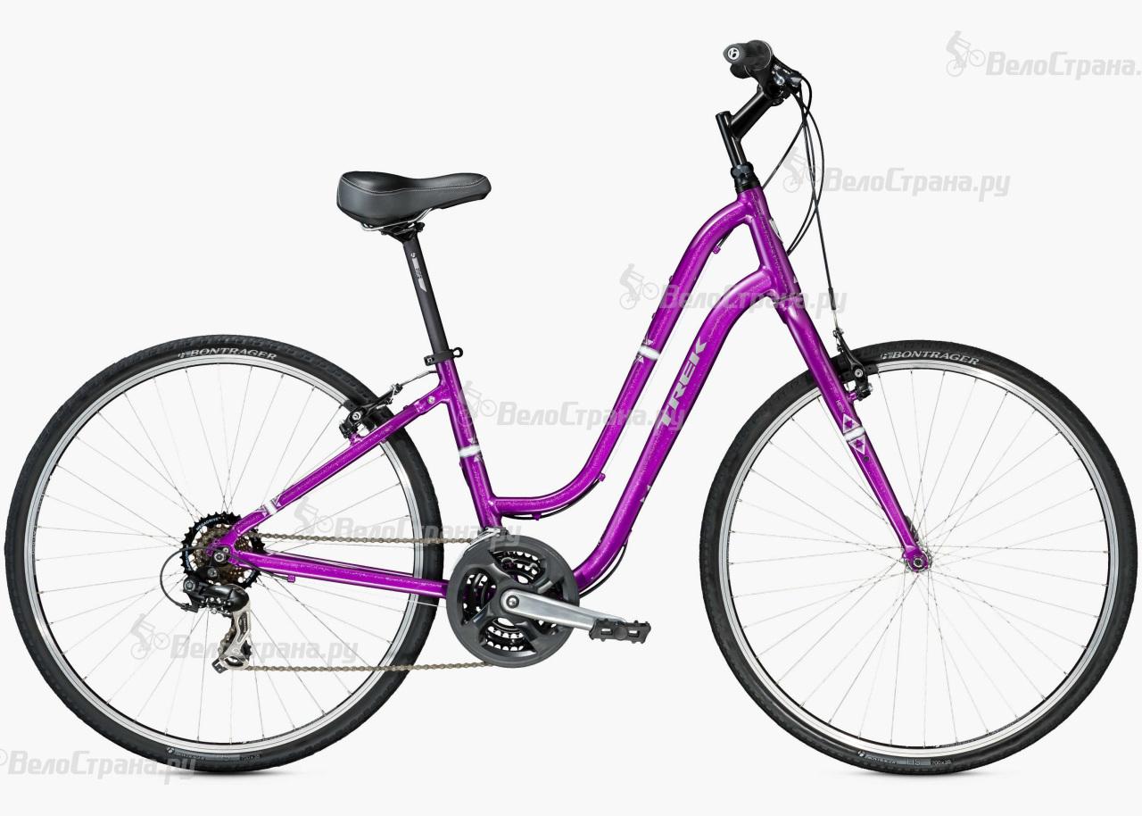 Велосипед Trek Verve 1 WSD (2016) велосипед trek verve 3 wsd 2017