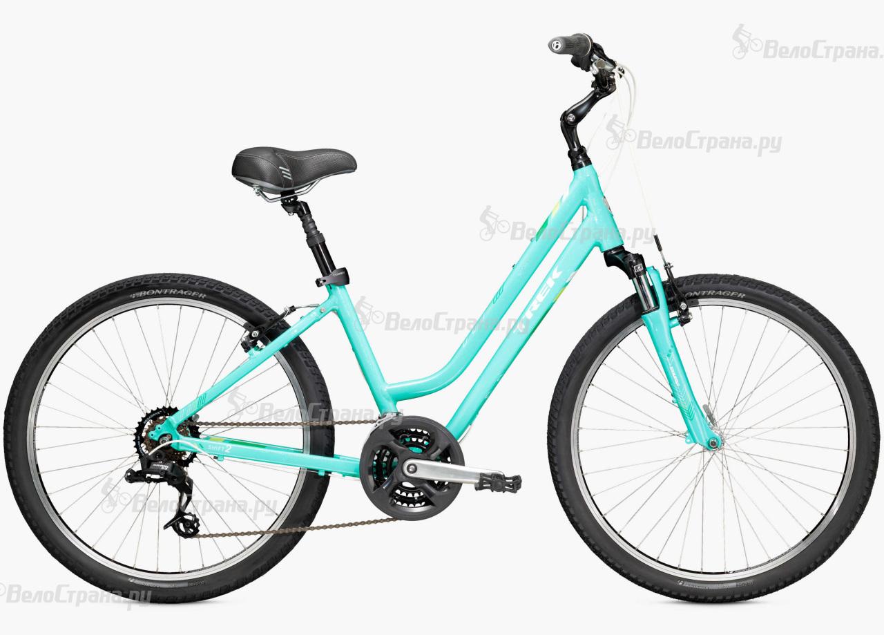 Велосипед Trek Shift 2 WSD (2016) велосипед trek shift 3 wsd 2013