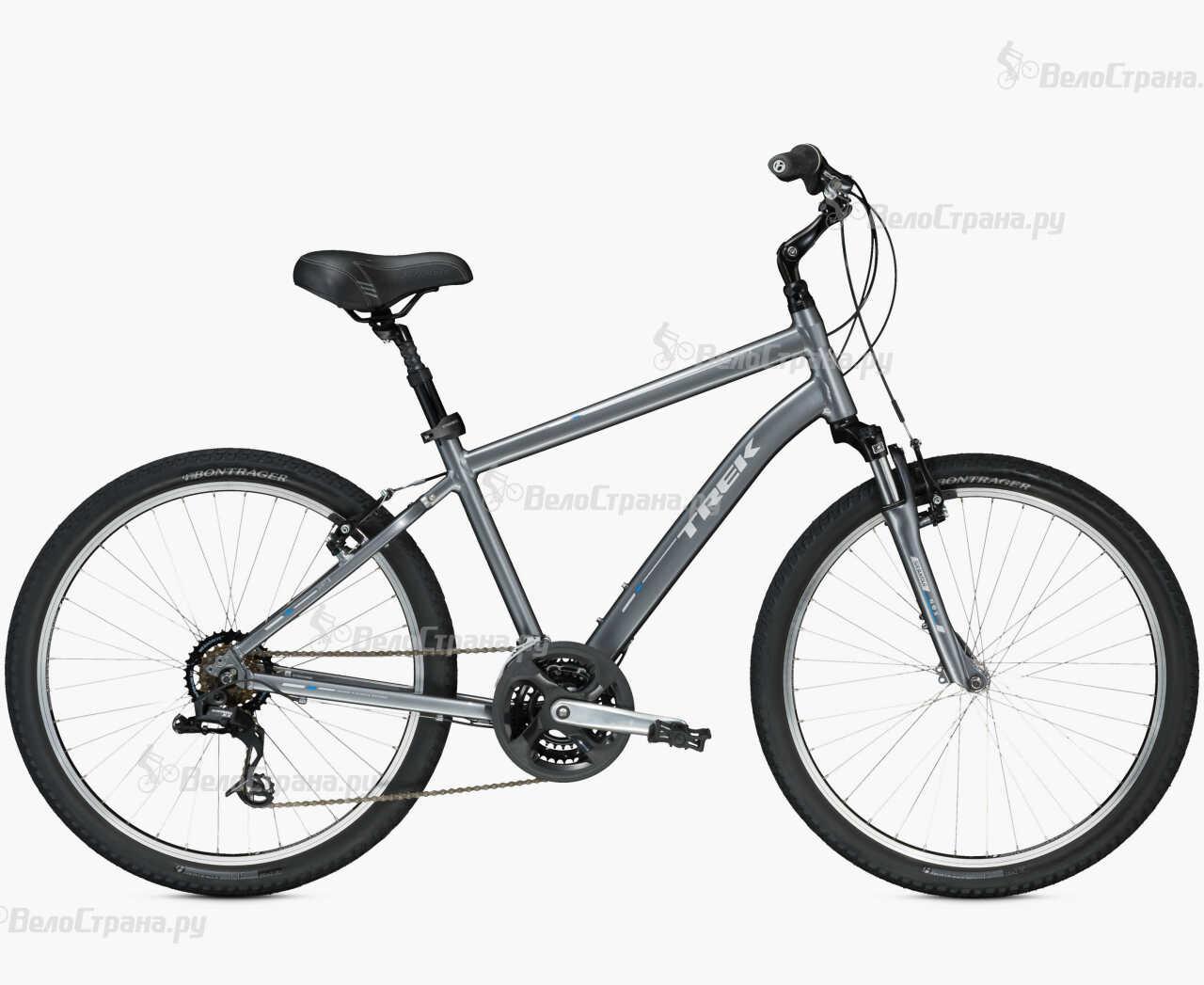 Велосипед Trek Shift 2 (2016) велосипед trek shift 3 2014