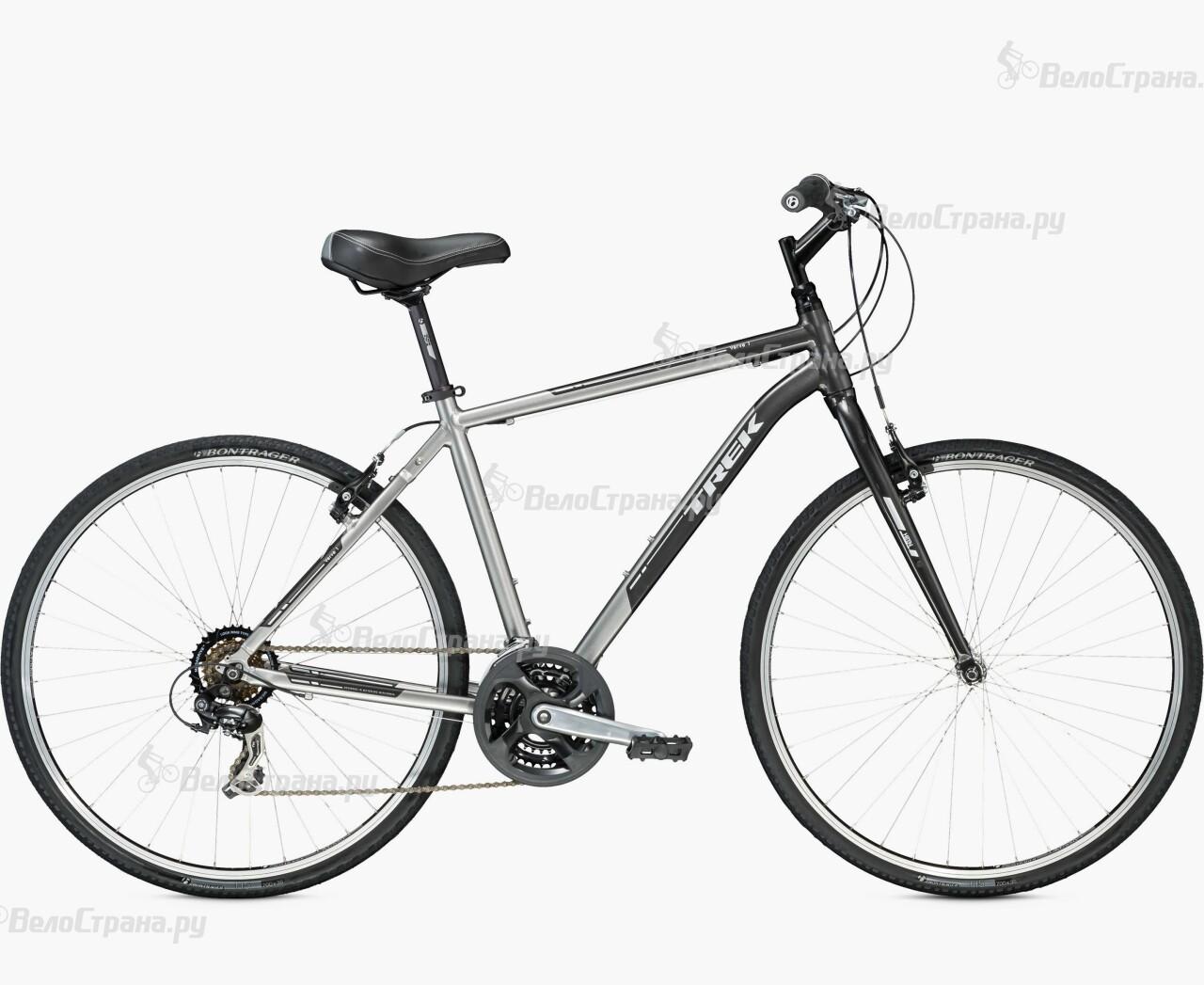 Велосипед Trek Verve 1 (2016)