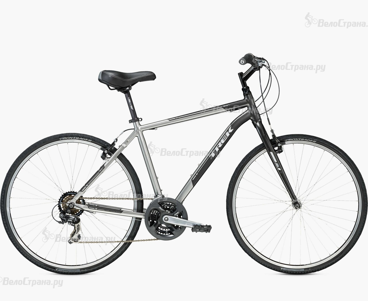 Велосипед Trek Verve 1 (2016) велосипед trek verve 2 2014