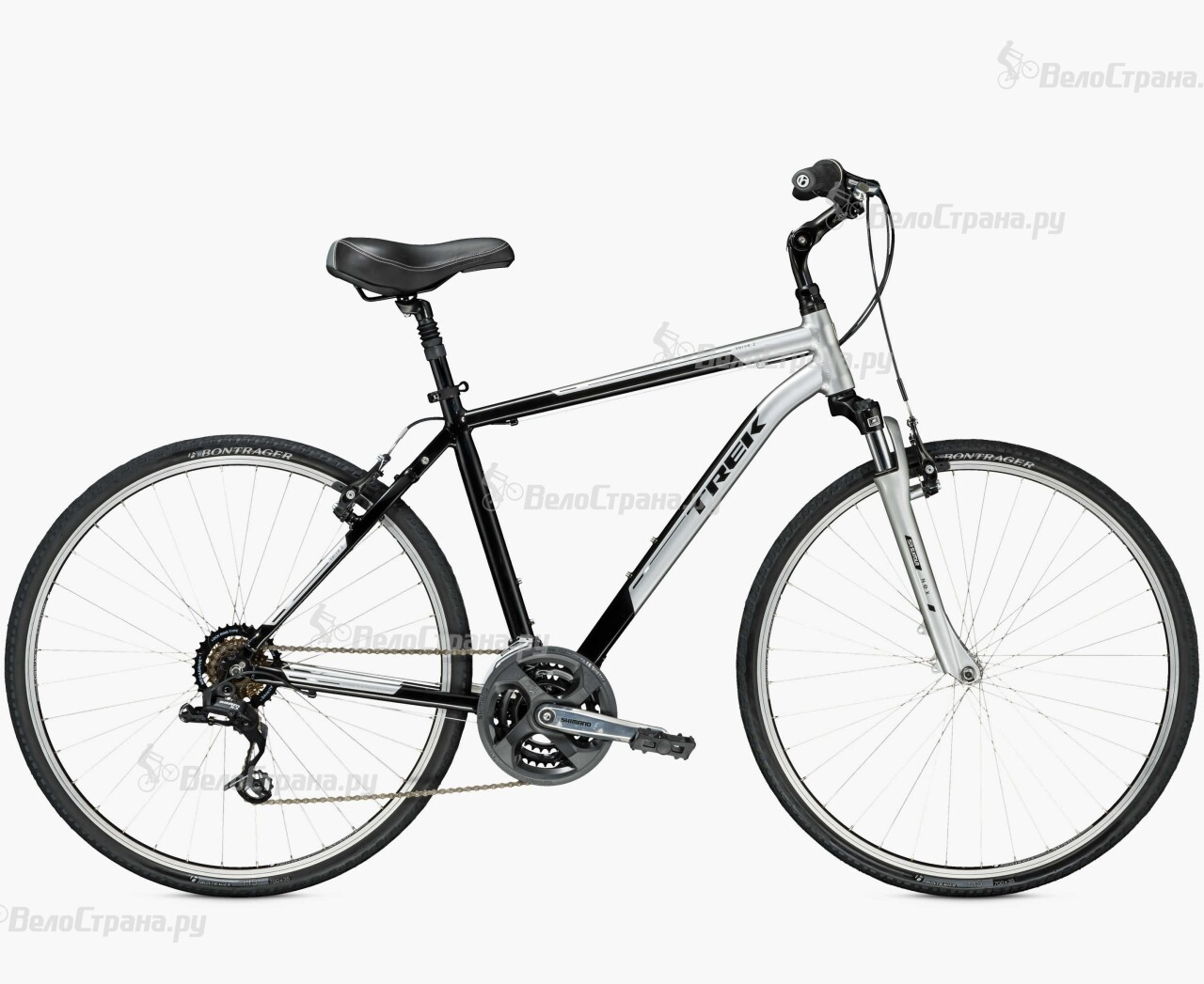 Велосипед Trek Verve 2 (2016) велосипед trek verve 2 2014