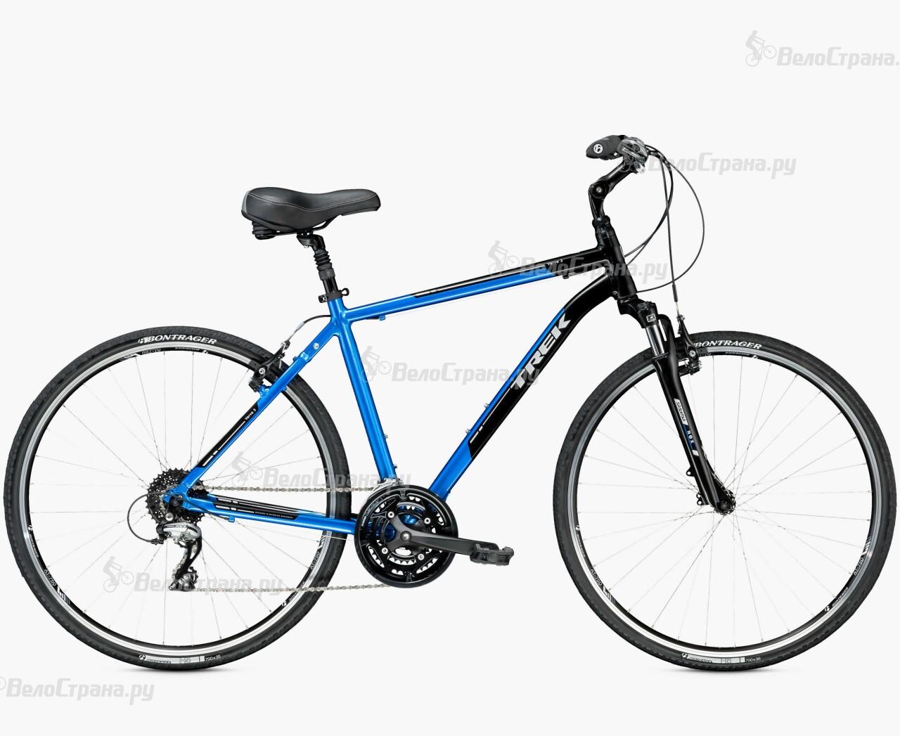 Велосипед Trek Verve 3 (2016) велосипед trek verve 2 2014
