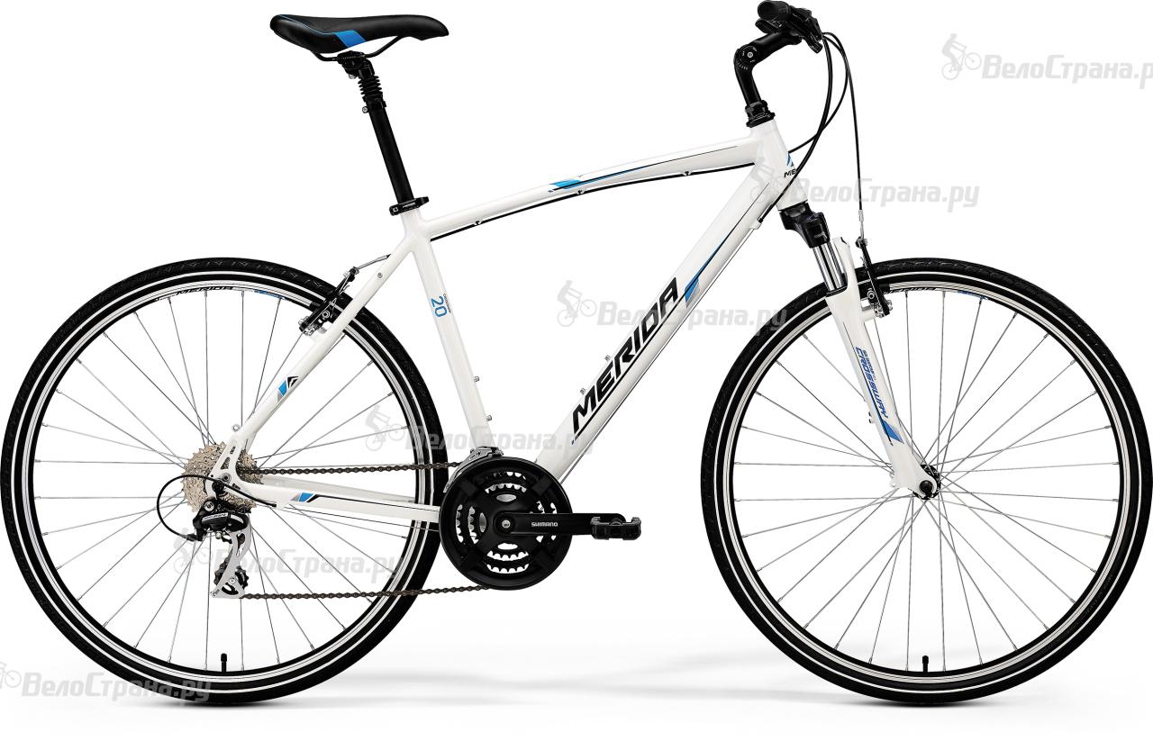 Велосипед Merida Crossway 20-V (2017)