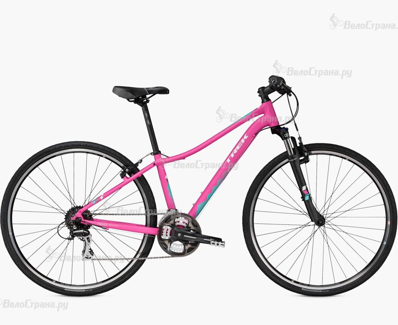 Велосипед Trek Neko S (2016) trek neko s 2015