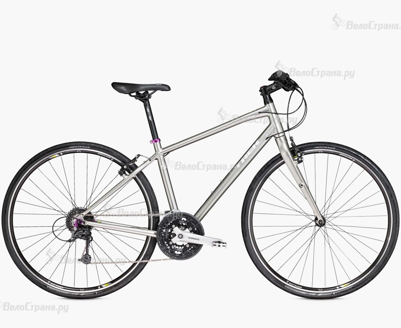 Велосипед Trek 7.4 FX WSD (2016) trek 7 2 fx wsd 2015