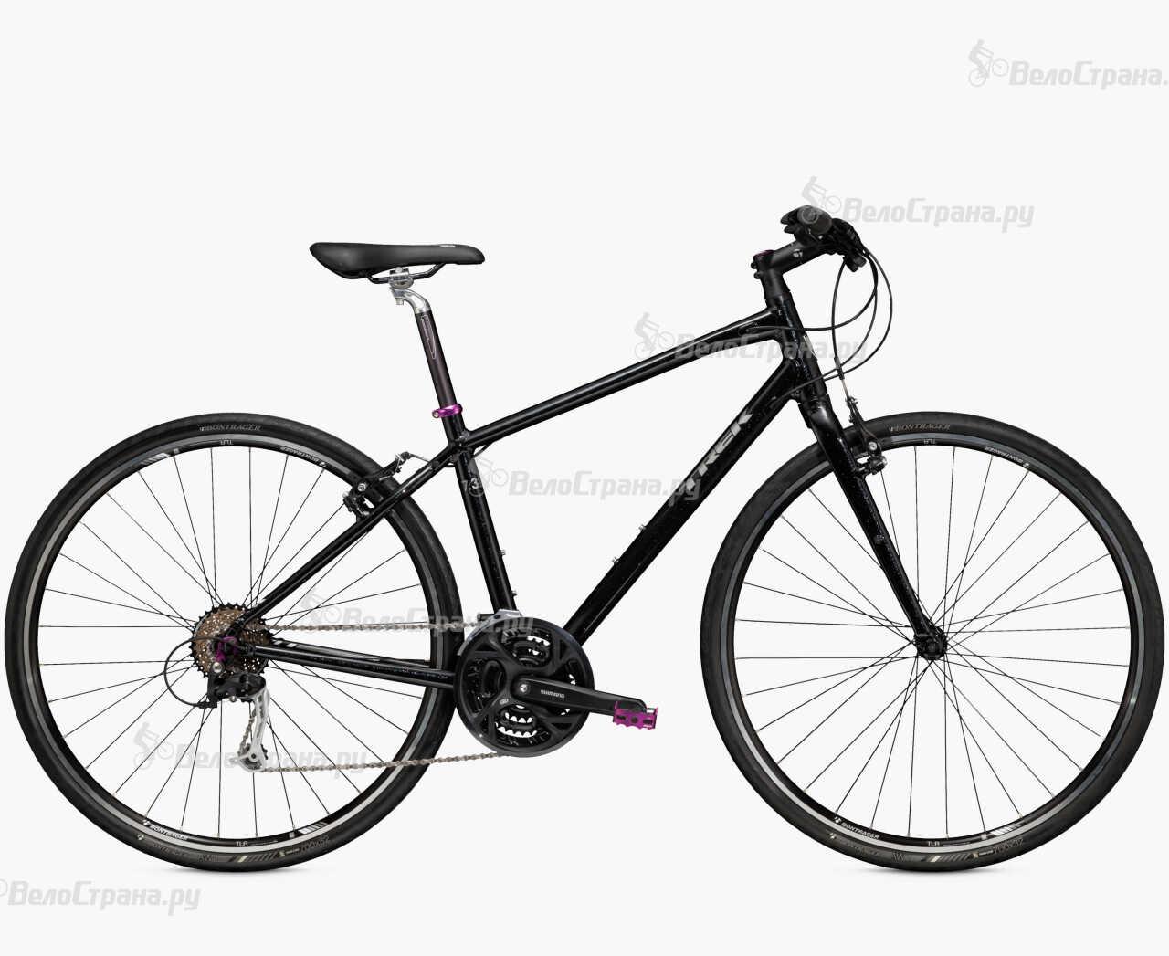 Велосипед Trek 7.3 FX WSD (2016) велосипед trek madone 3 1 wsd 2013