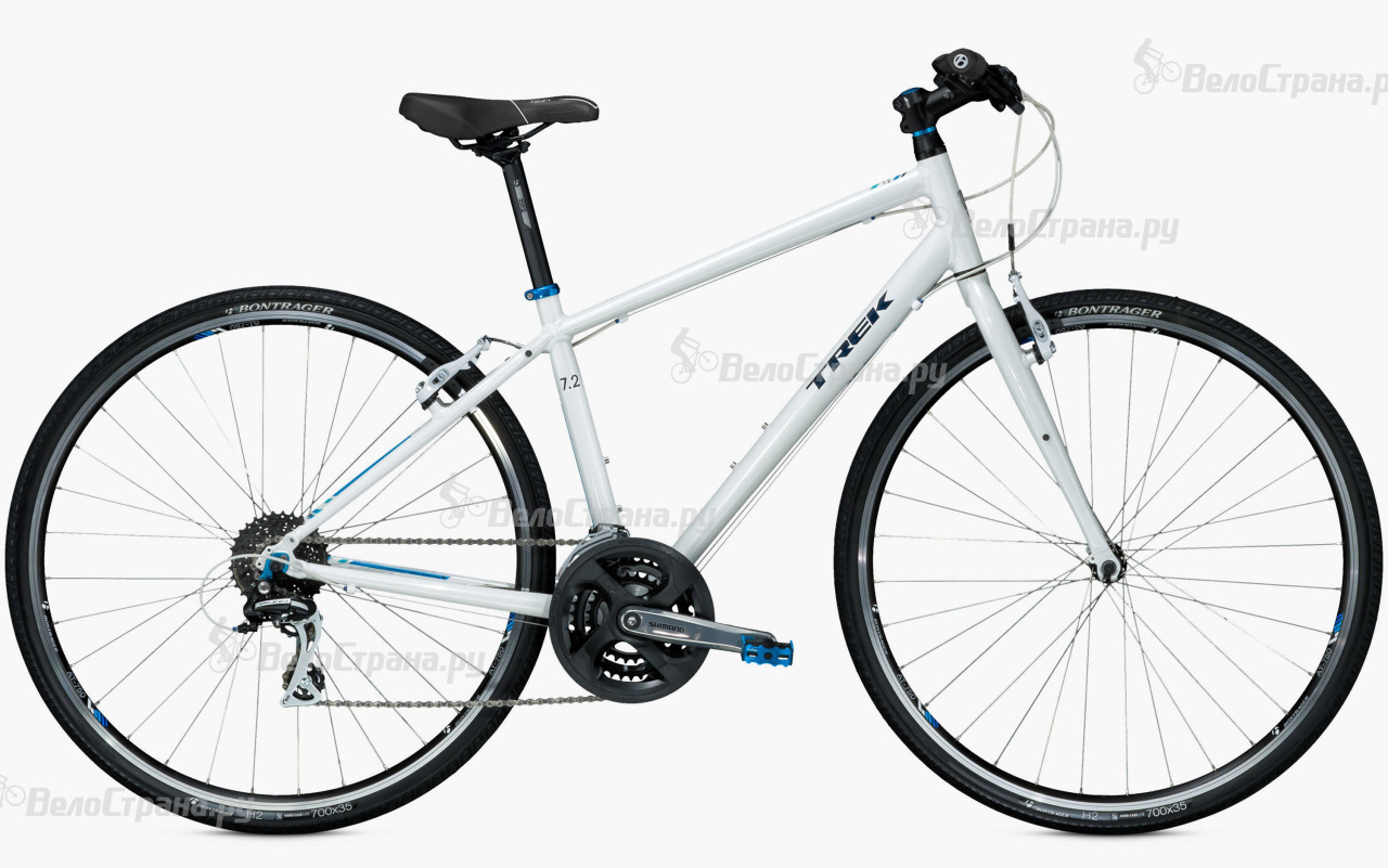 Велосипед Trek 7.2 FX WSD (2016) велосипед trek madone 3 1 wsd 2013