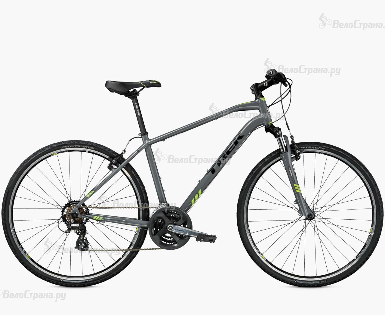 Велосипед Trek 8.2 DS (2016)