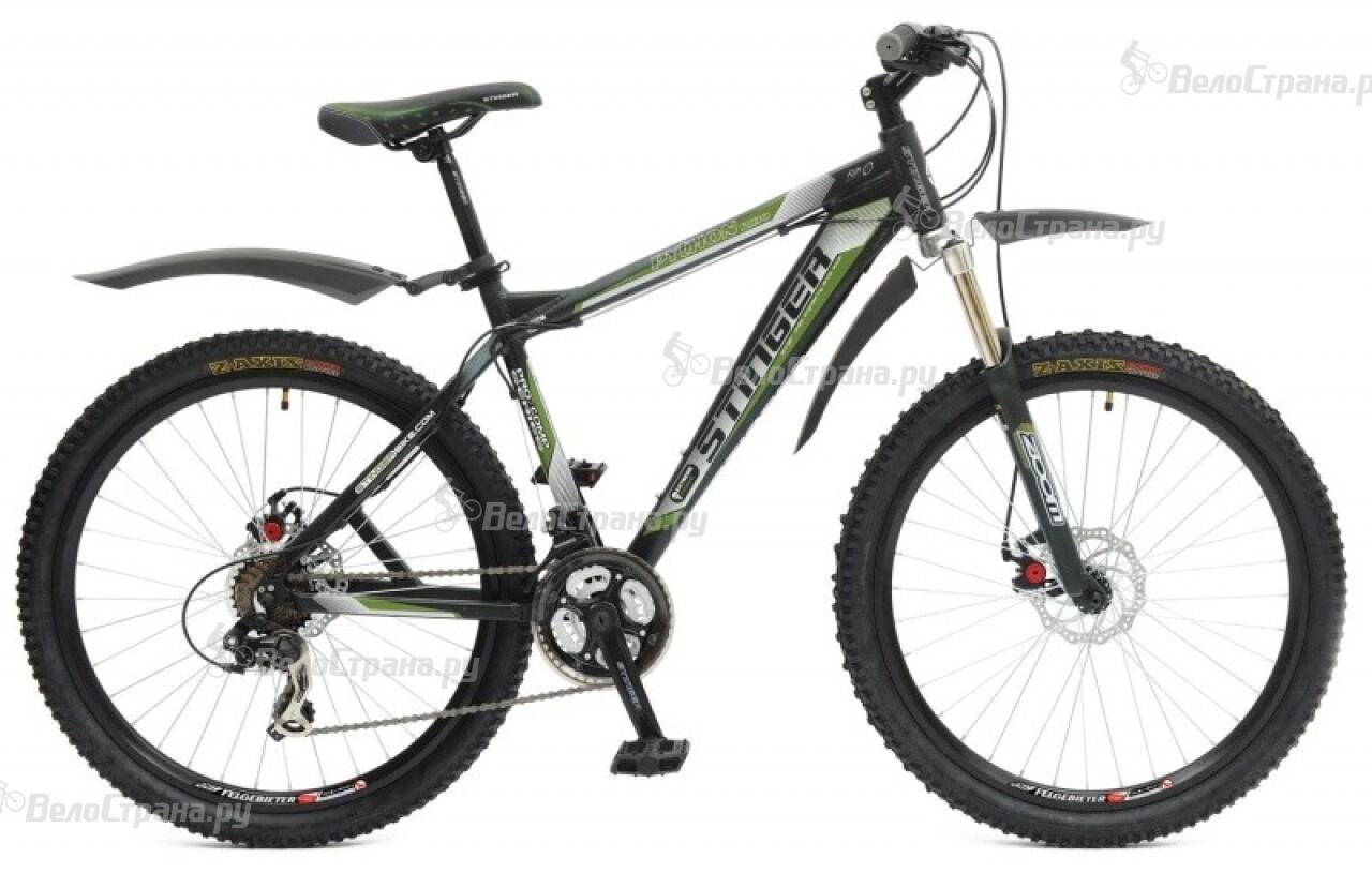 Велосипед Stinger Python 26 (2015) велосипед stinger python 26 2017