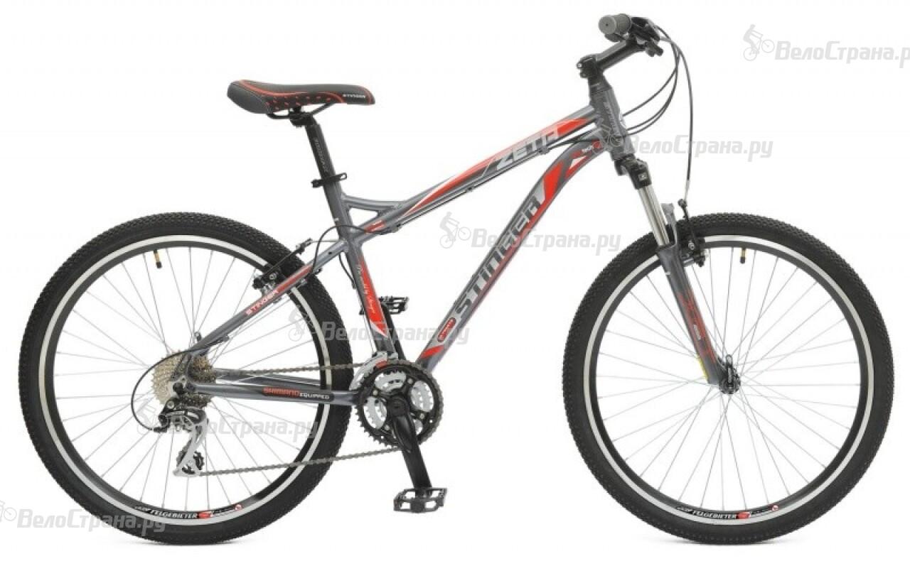 Велосипед Stinger Zeta 26 (2015) велосипед stinger zeta d x43976 k 18 2015 grey orange