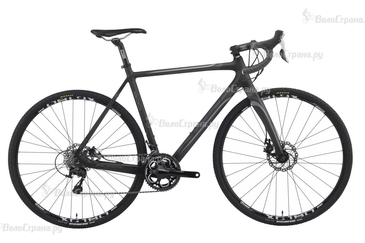 Велосипед KHS CX500 (2016) велосипед khs cx500 2016