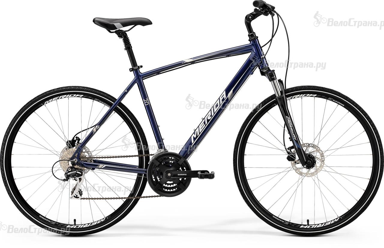 Велосипед Merida Crossway 20-D (2017)