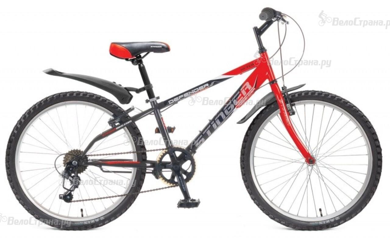 Велосипед Stinger Defender 24 (2015) велосипед stinger defender 26 2017