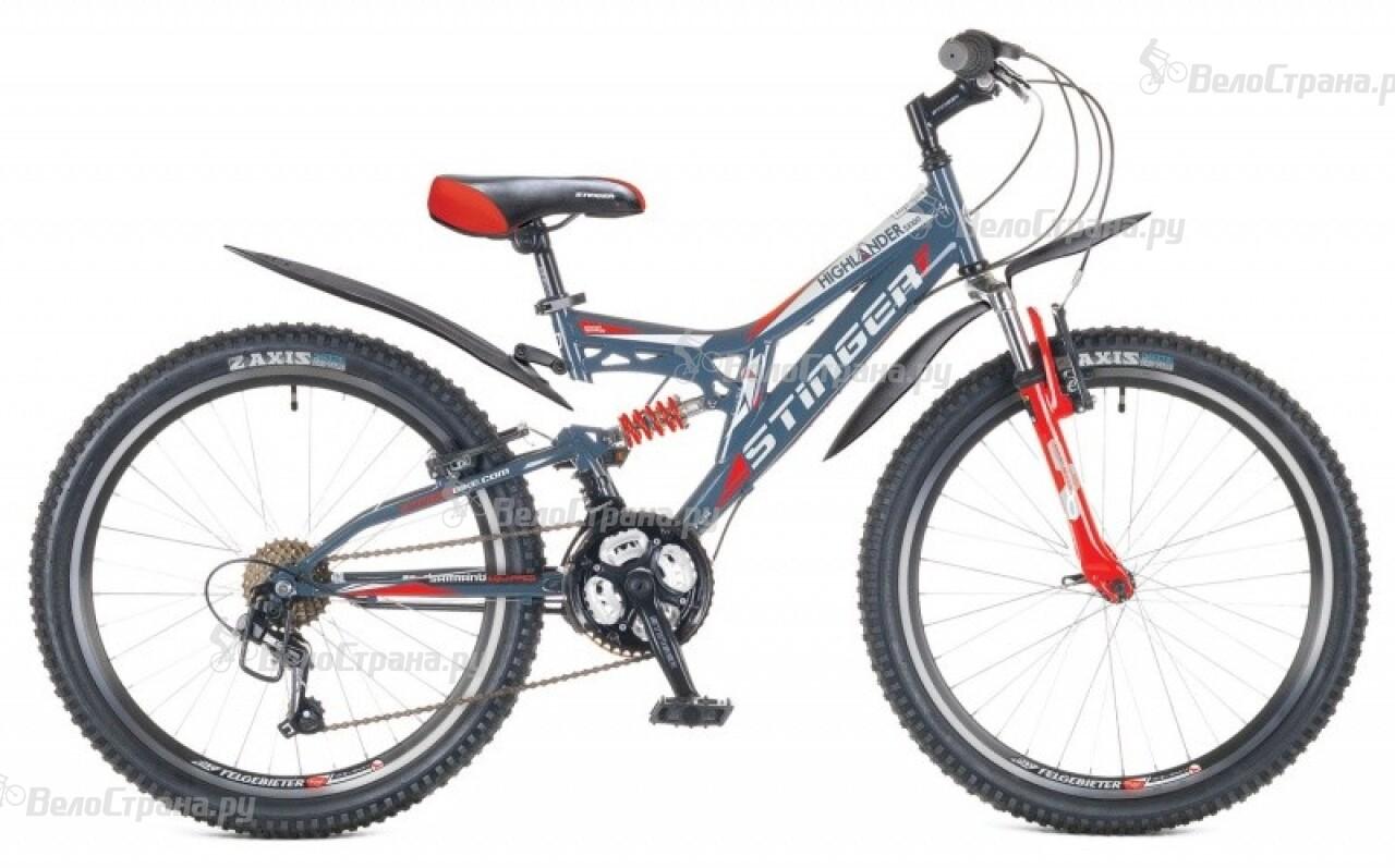 Велосипед Stinger Highlander SX100 24 (2015)