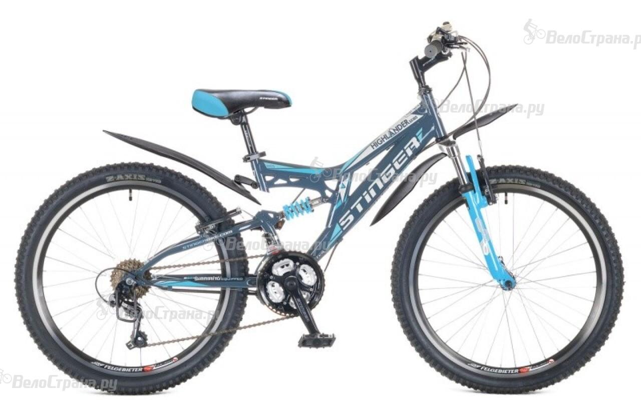 Велосипед Stinger Highlander SX180 24 (2015)
