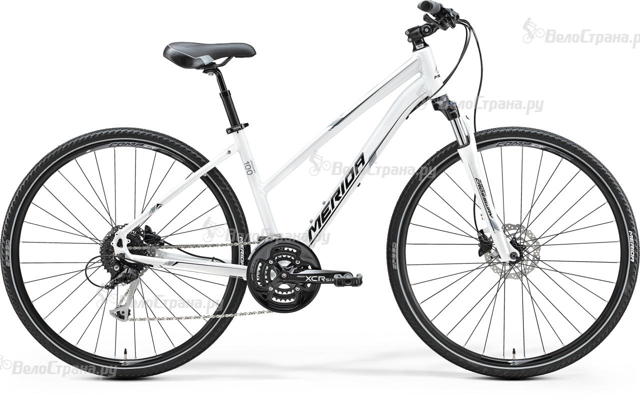 Велосипед Merida Crossway 100-lady (2017)