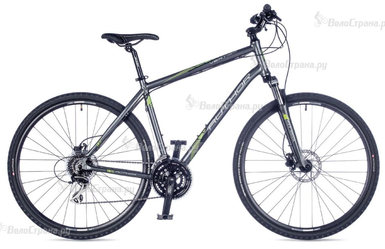 купить Велосипед Author Vertigo (2016) недорого