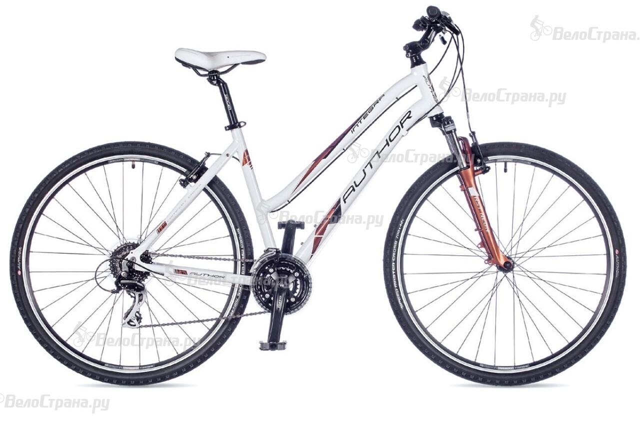 Велосипед Author Integra (2016) велосипед author rapid 2016