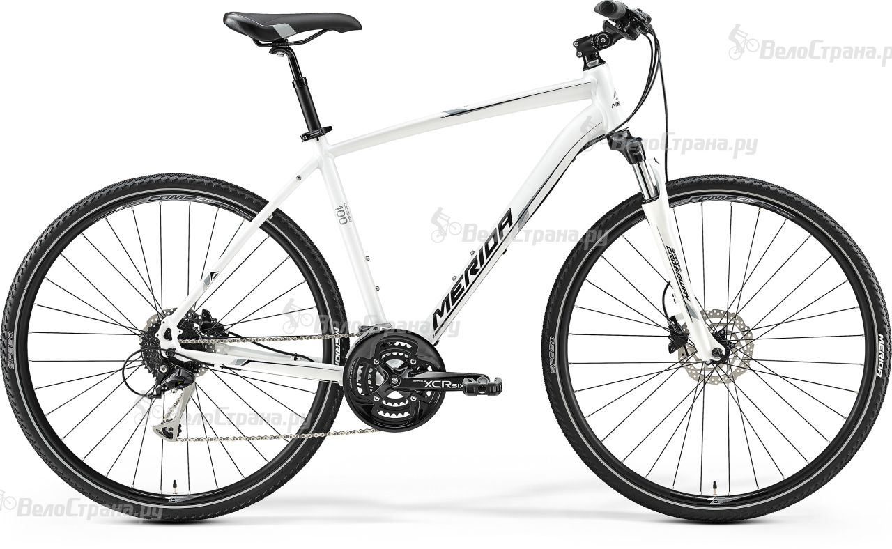 Велосипед Merida Crossway 100 (2017)