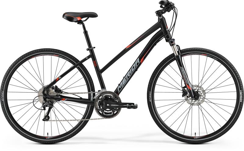 Купить Женский велосипед Merida Crossway 300-lady (2017)