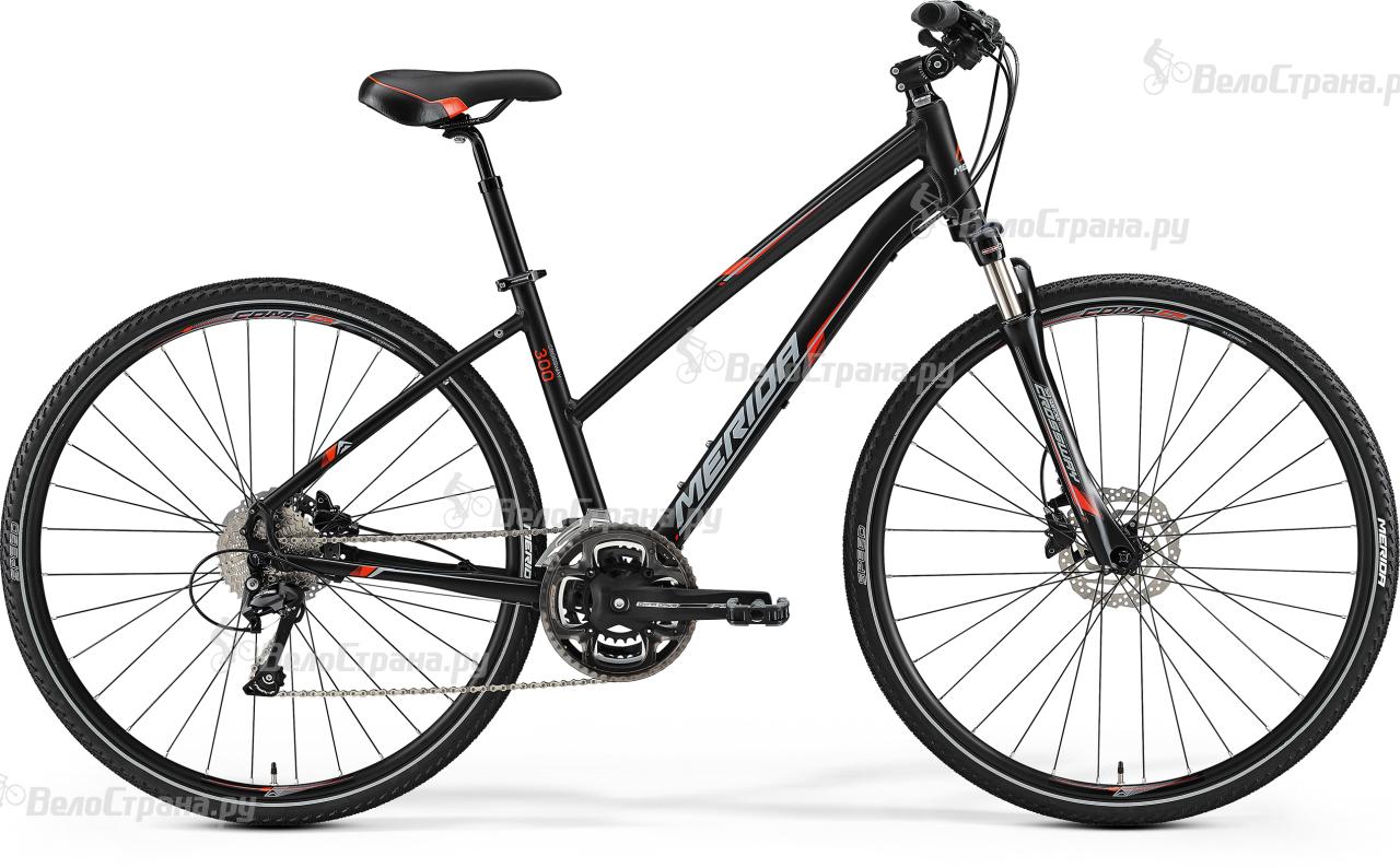 Велосипед Merida Crossway 300-lady (2017)