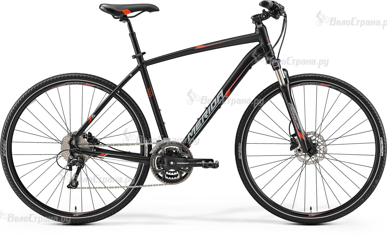 Велосипед Merida Crossway 300 (2017)