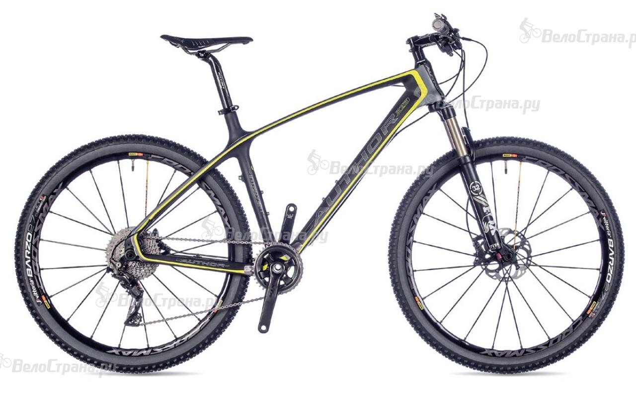 Велосипед Author Introvert 27 (2016)