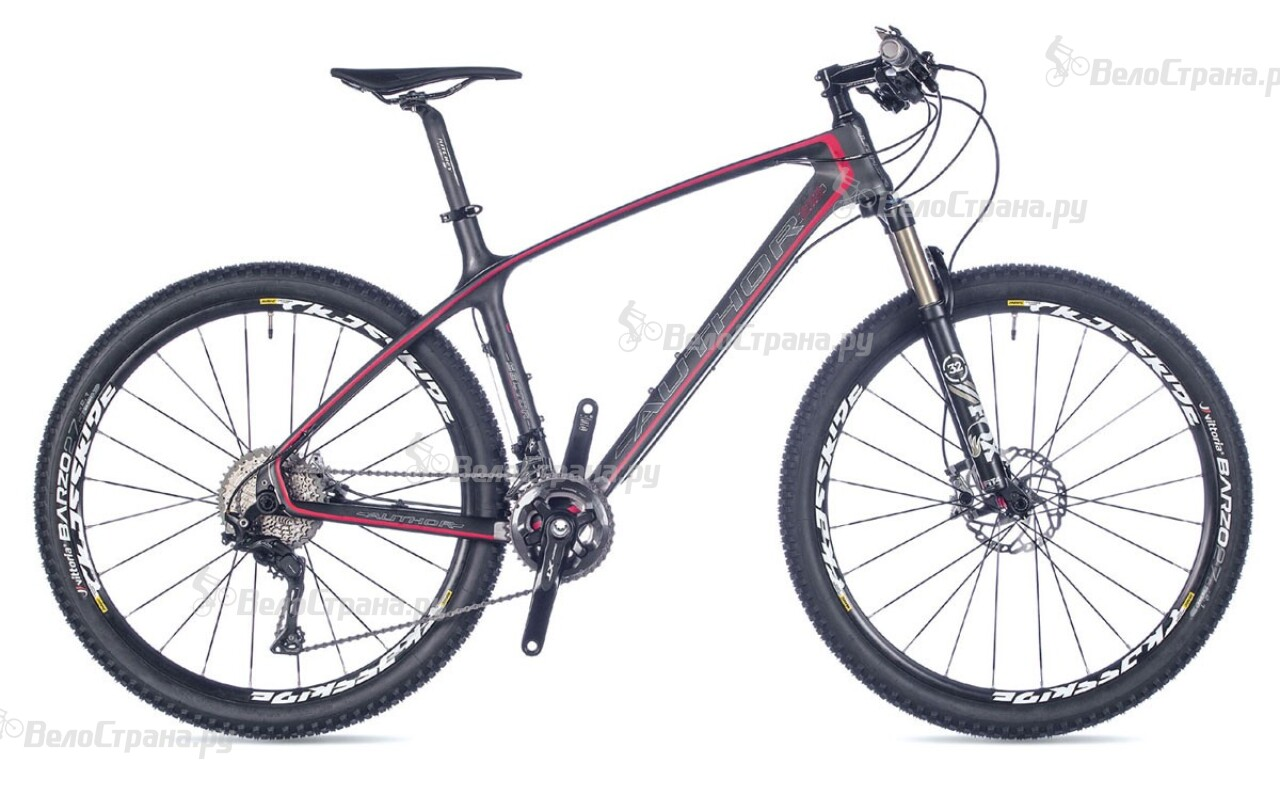 Велосипед Author Sector 27 (2016)