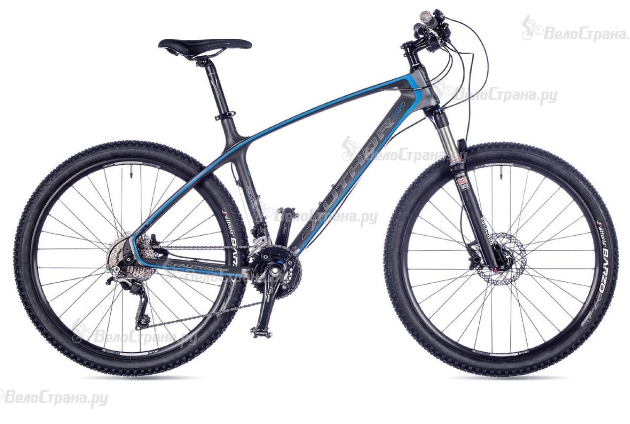 Велосипед Author Revolt 27 (2016)