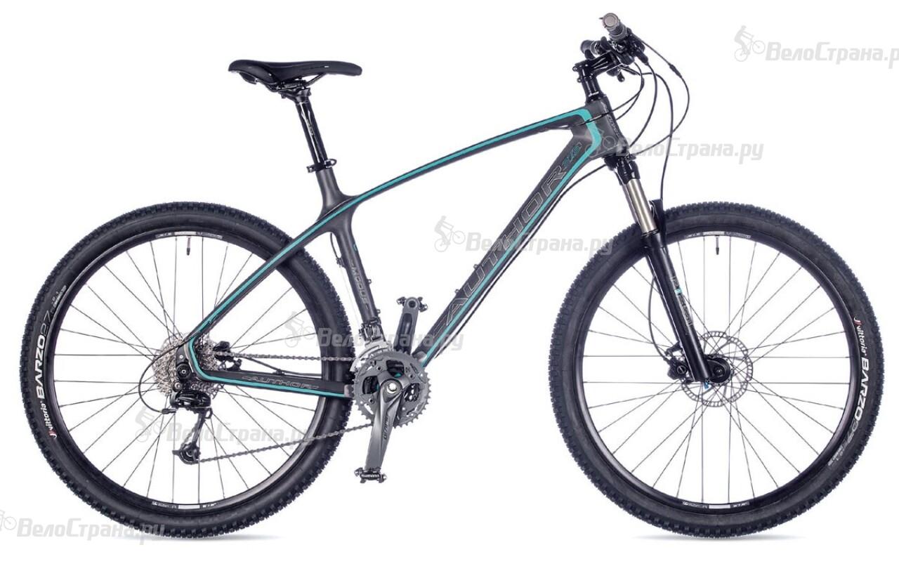 Велосипед Author Modus 27 (2016) велосипед author rival 27 2016