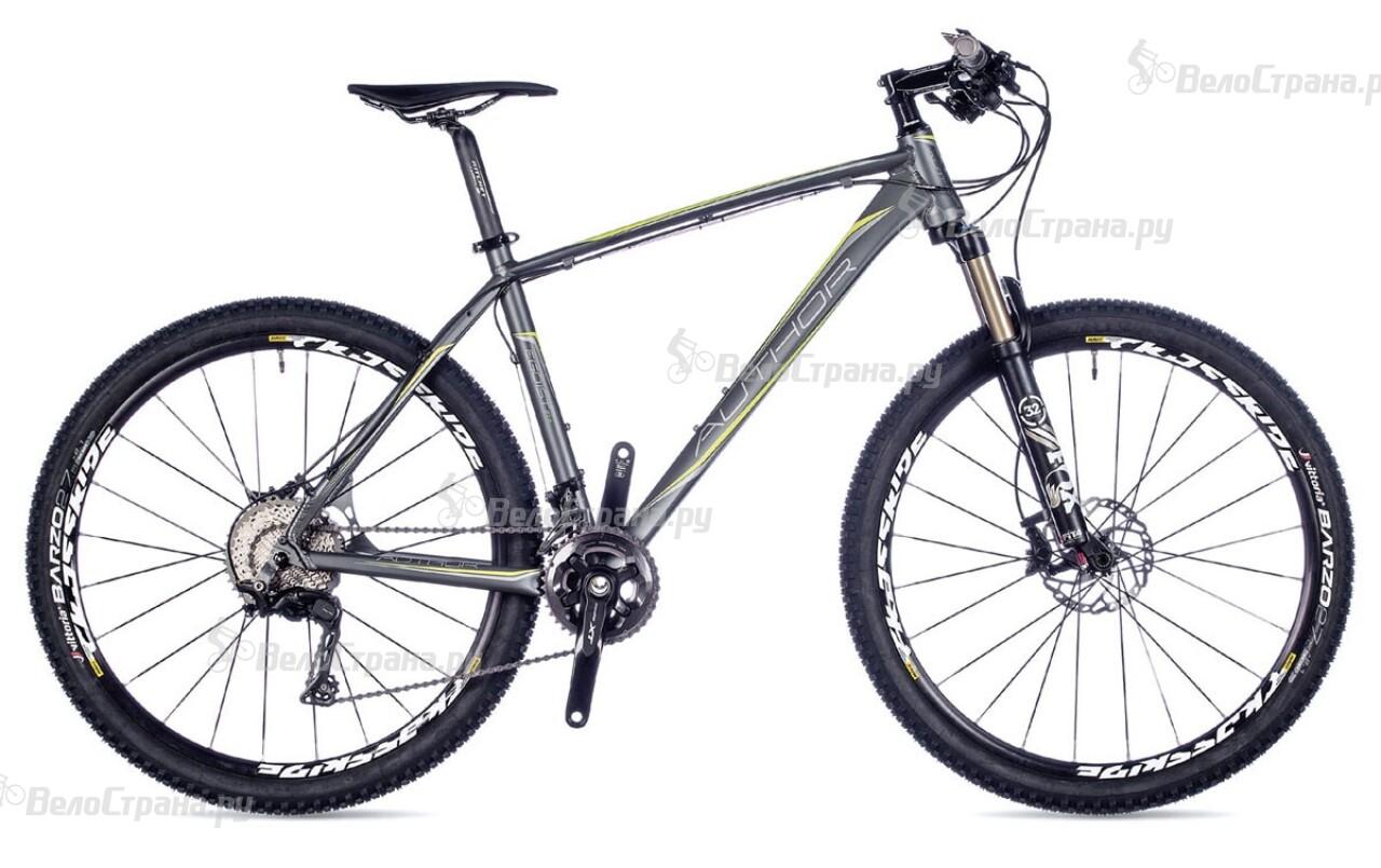 Велосипед Author Egoist 27 (2016) велосипед author rival 27 2016