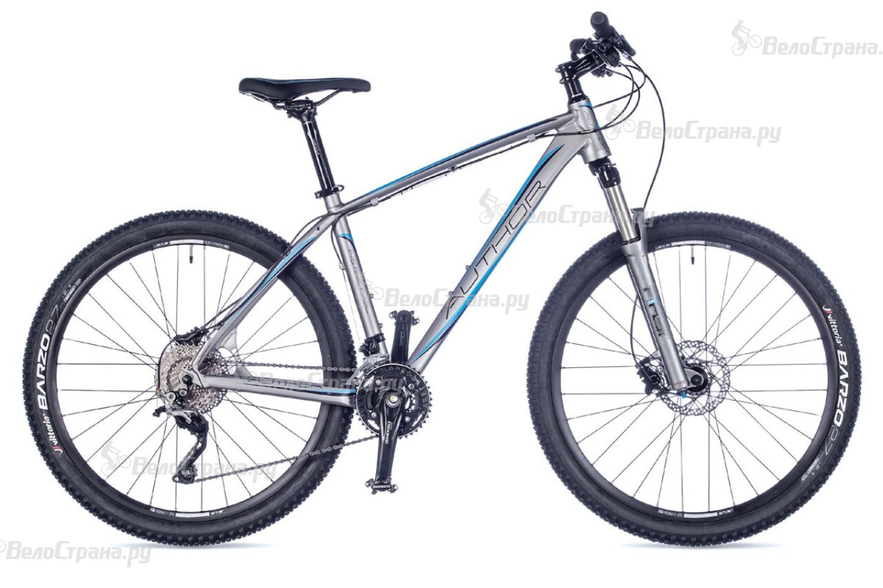 Велосипед Author Instinct ASL 27 (2016) велосипед author rival 27 2016