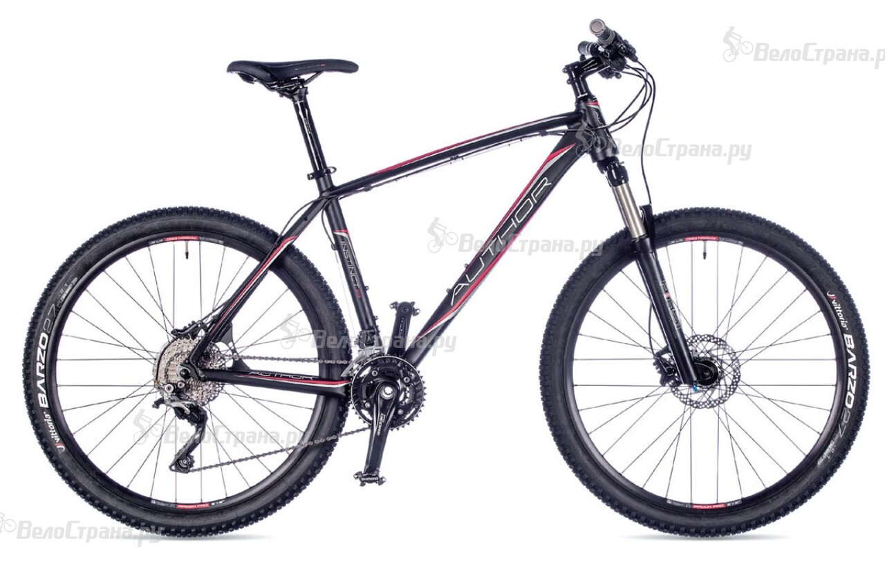 Велосипед Author Instinct 27 (2016)
