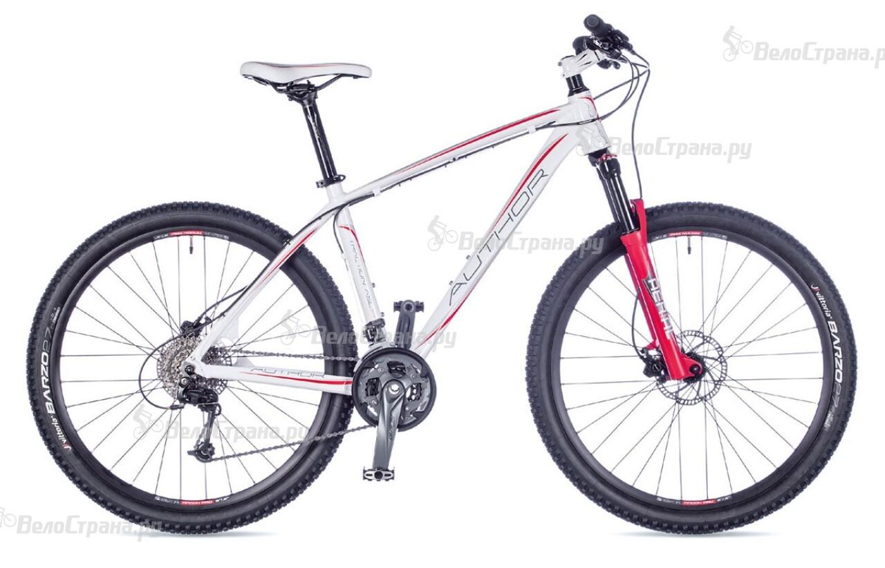 Велосипед Author Traction ASL 27 (2016) велосипед author pegas asl 27 2016