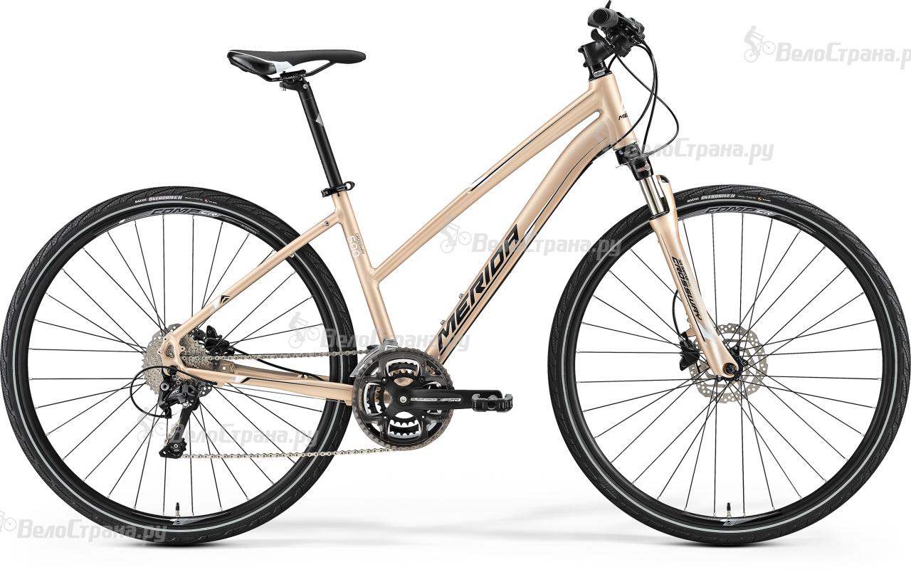 Велосипед Merida Crossway 500-lady (2017)