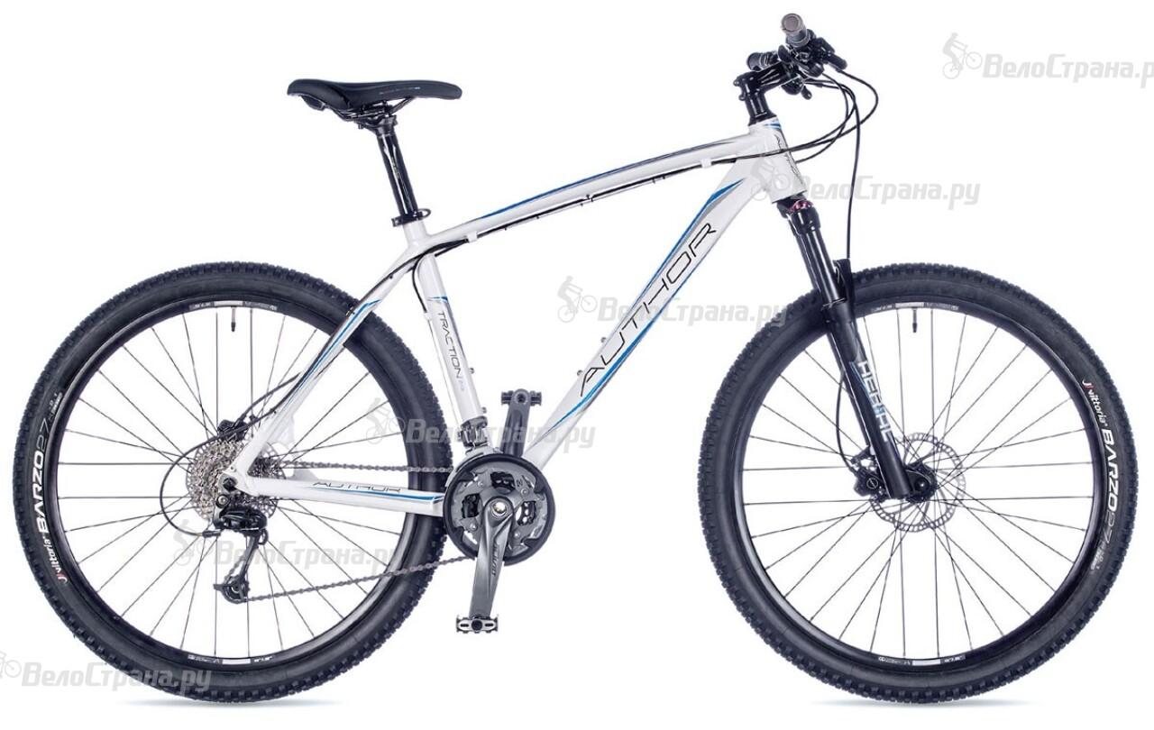 Велосипед Author Traction 27 (2016)