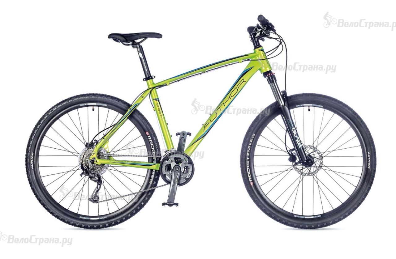 Велосипед Author Spirit 27 (2016)