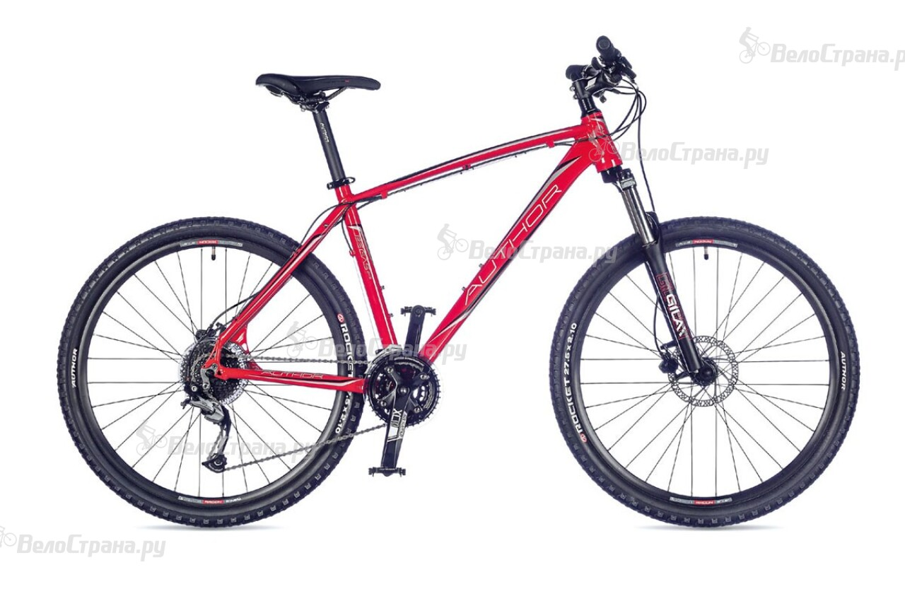 Велосипед Author Pegas 27 (2016) велосипед author rival 27 2016