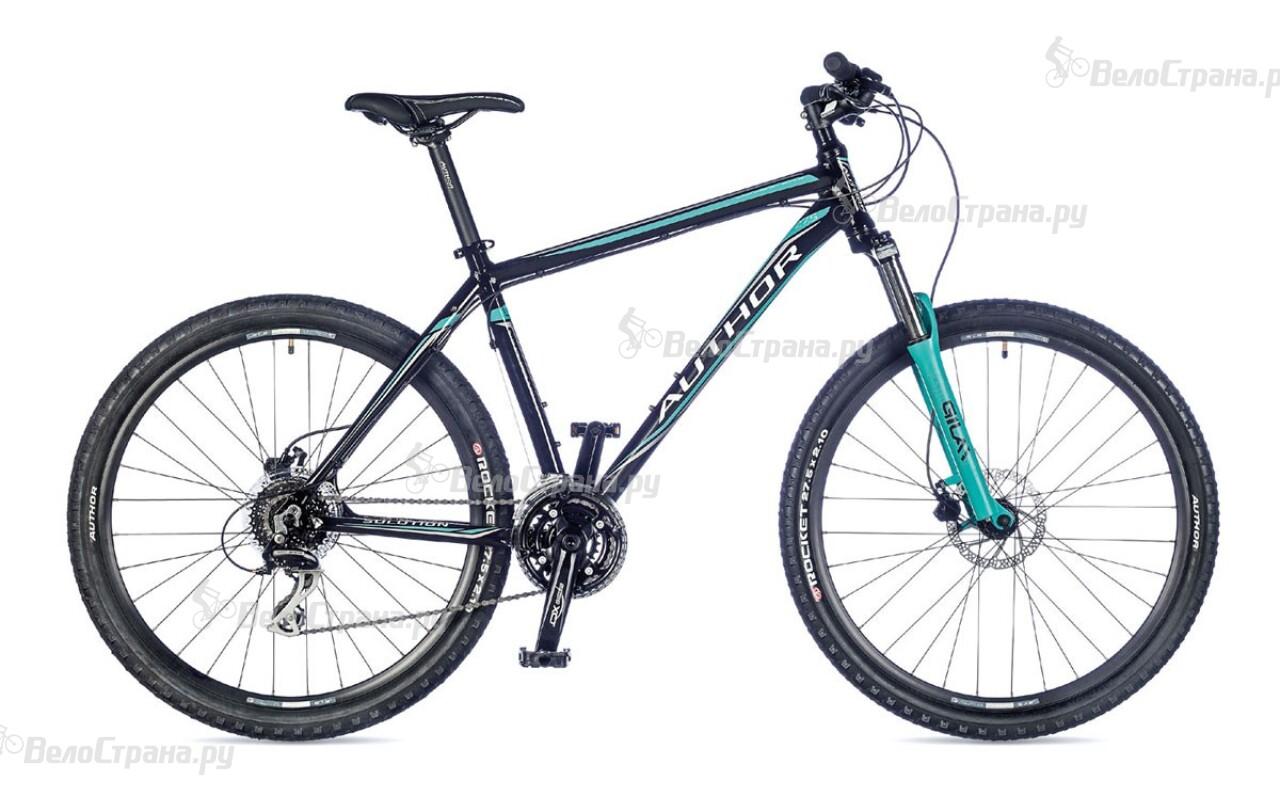 Велосипед Author Solution 27 (2016)