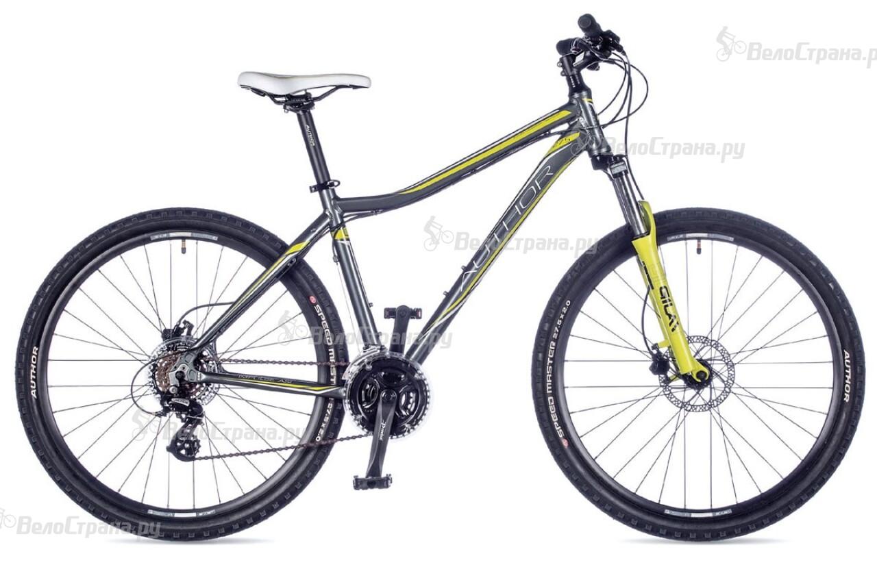 Велосипед Author Impulse ASL 27 (2016)