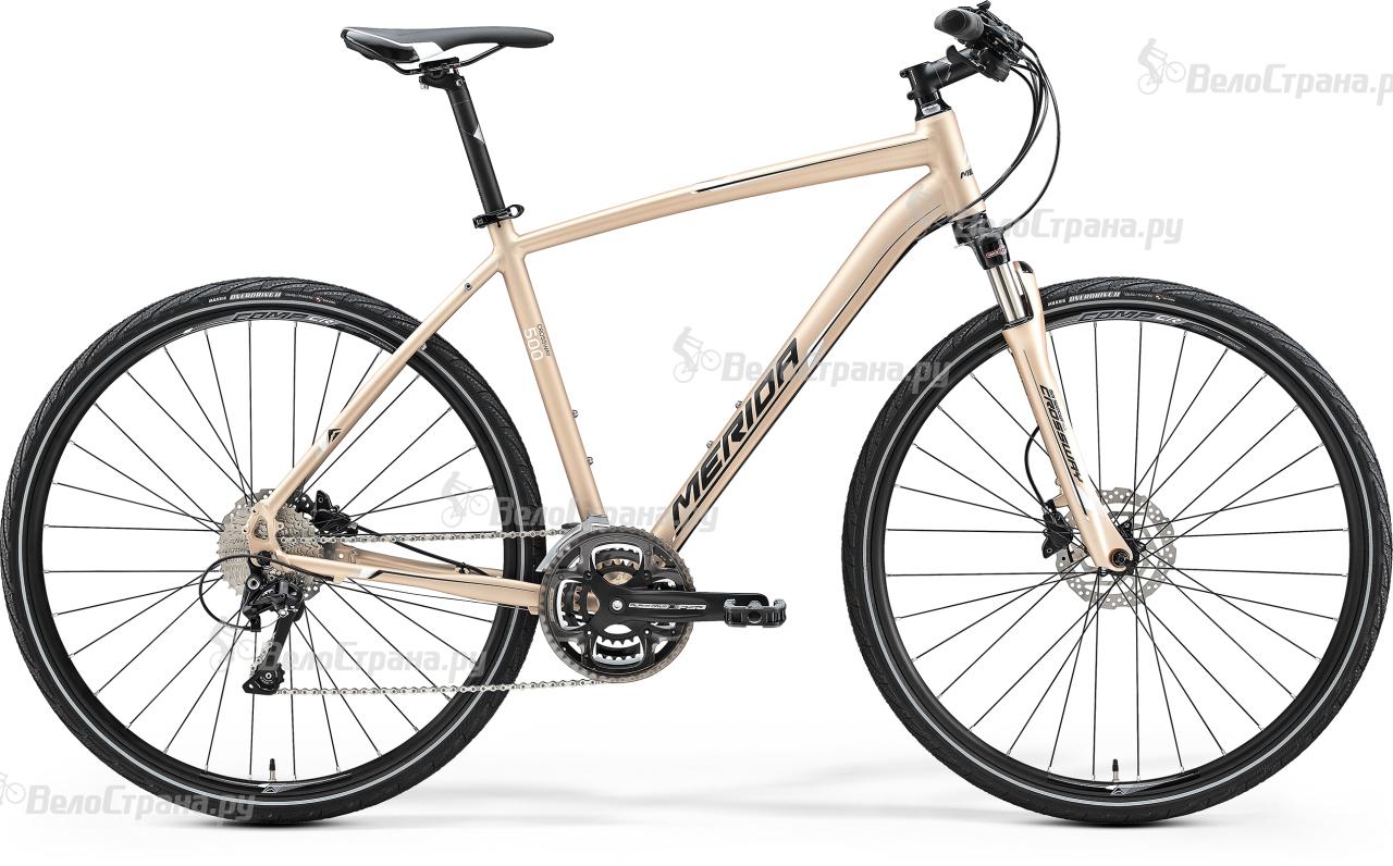 Велосипед Merida Crossway 500 (2017)