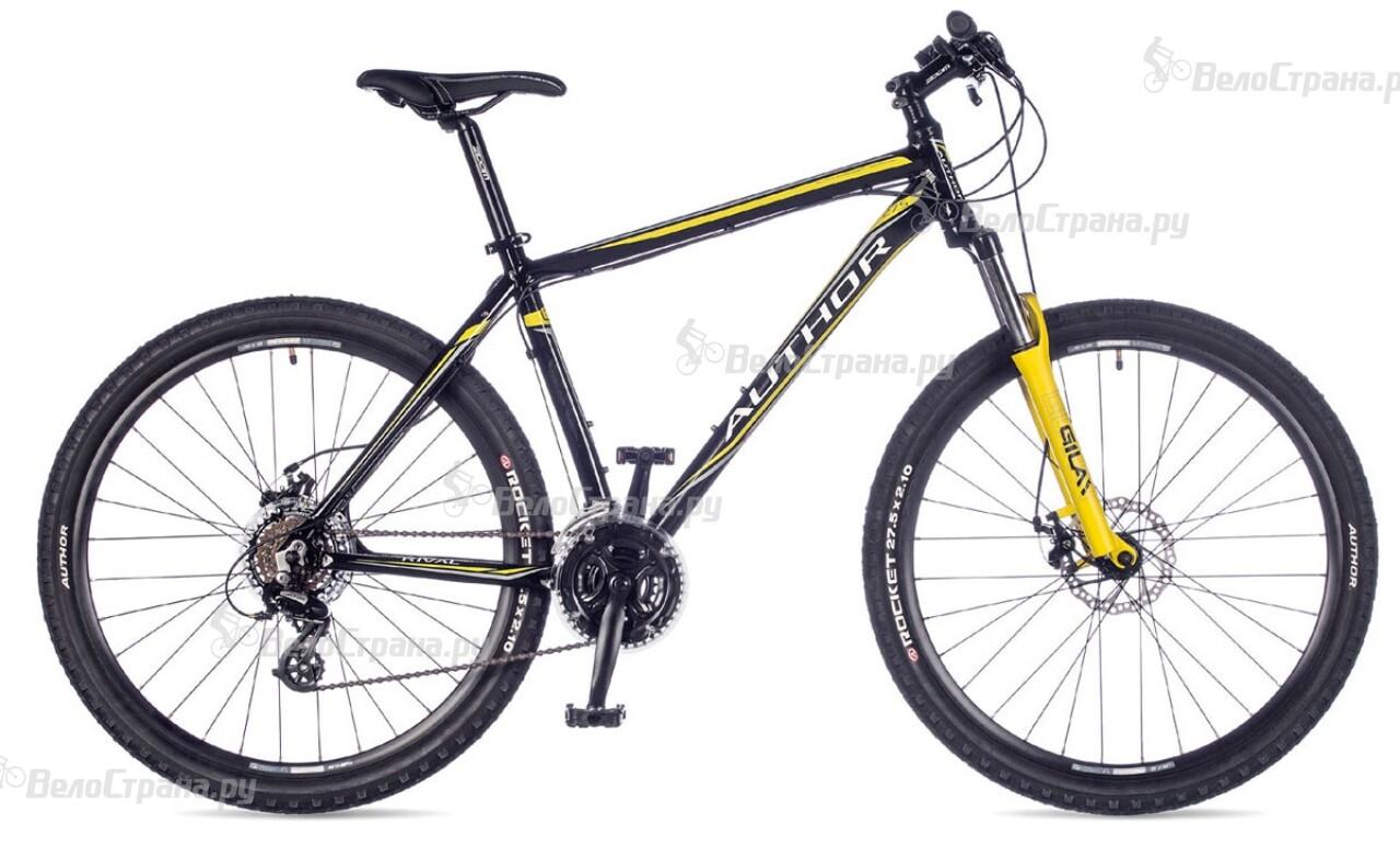 Велосипед Author Rival 27 (2016) велосипед author rival 27 2016