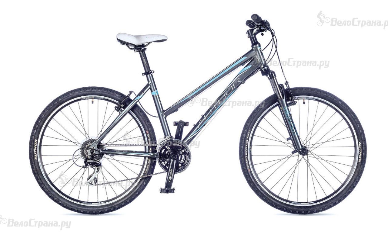 Велосипед Author Quanta (2016) велосипед author rapid 2016
