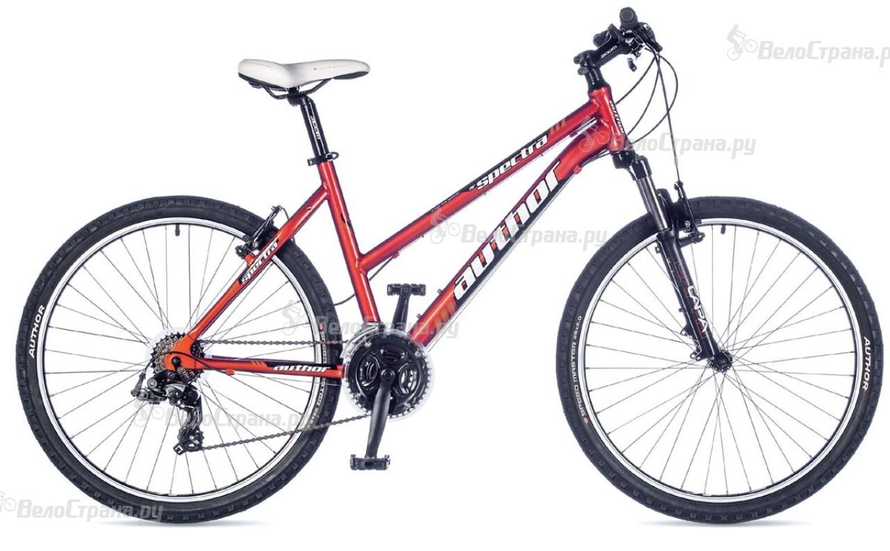 Велосипед Author Spectra (2016) велосипед author rapid 2016
