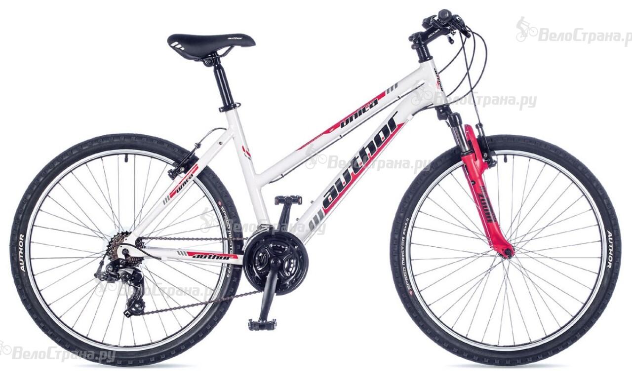 Велосипед Author Unica Disc (2016) велосипед author outset disc 2015