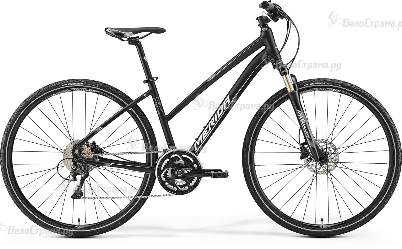 Велосипед Merida Crossway XT-edition-lady (2017) fit 64960