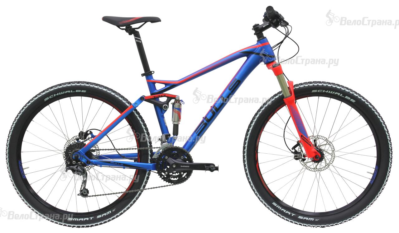 Велосипед Bulls WILD ONE (2016) велосипед black one onix 26 alloy 2017 черно зеленый 20
